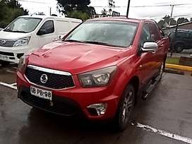 SSANGYONG ACTYON SPORTS 2014 diesel