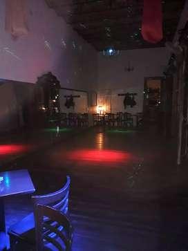 Saloon de danzas