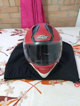 Vendo casco SHOX