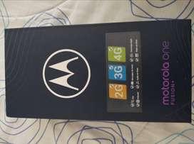 Vendo Motorola One fusión+