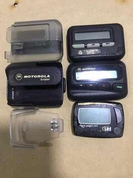 Cambio vendo coleccion de beepers