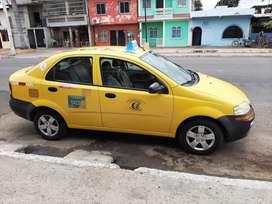 Taxi en venta todo en regla, precio negociable