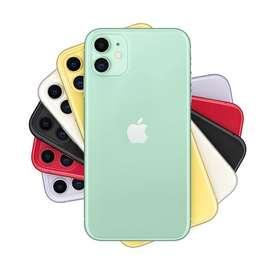 APPLE IPHONE 11 64GB 128GB 256 NUEVOS CAJA SELLADA GARANTIA ANUAL OFICIAL. TARJ AHORA 3/6/12/18 CON RECARGO DIGIOFERTAS