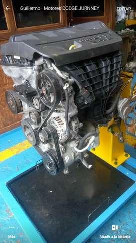 Motores dodge jurnney 2.4