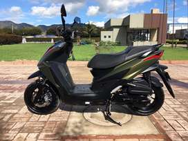 Kymco agility all new scooter automatica