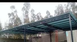 Mecánica industrial JM ofrece la construcción de  casas  cubiertas losas naves industriales techo puertas ventanas etc.