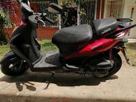 Vendo Agility Rs Modelo 2012