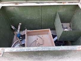 Cajón Metalico