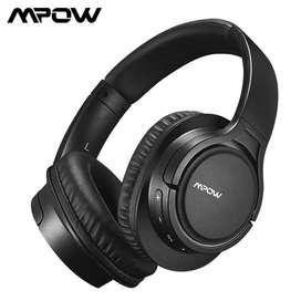 Mpow Auriculares Inalámbricos con Bluetooth y Micrófono