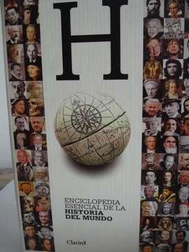 H ENCICLOPEDIA ESENCIAL DE LA HISTORIA DEL MUNDO