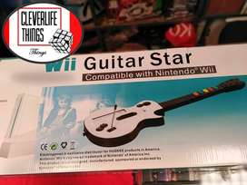 Guitarra cable 1.80m full caja garantia 30 dias manual