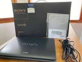 Sony VAIO I5 4GB AMD Radeon 1GB