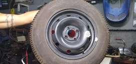 Vendo rueda completa good year gps3 Sport 185/70r14