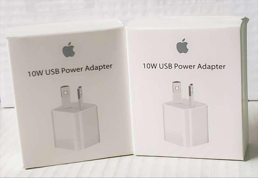 cargador Apple Iphone 6 6s 7 7 Plus 8 8 plus X Xs Xr 10 en caja