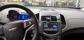 Chevrolet sonic 2015 full equipo automático