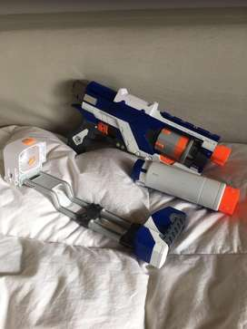NERF SPECTRE RE V 5 impecable