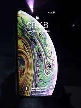 Iphone XS 256 gb gris espacial.