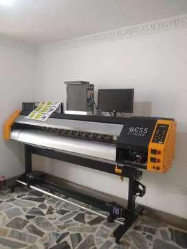 Plotter de impresión digital