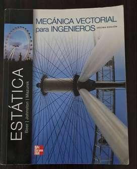 Mecanica Vectorial para Ingenieros (ESTATICA) decima edicion