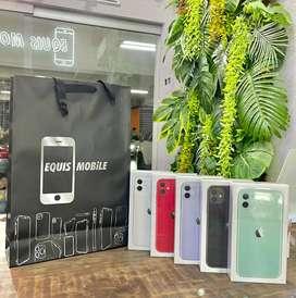 Iphone 11 MEGA OFERTA 64gb, 128gb. Somos tienda fisica, recibimos tu equipo usado