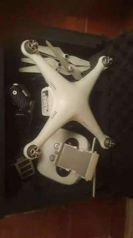 Drone Phantom 3 advance 4 baterias