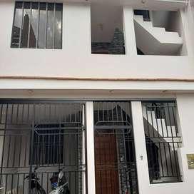 Vendo Propiedad de 3 pisos con Departamentos