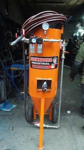 Arenadora 100 Kilos Tornillo - Faja Pro