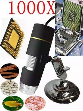 Microscopio 1600x