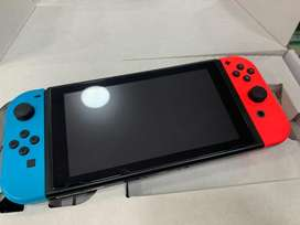 Nintendo switch neon programa 28juegos
