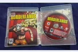 Borderlands Ps3 Videojuego Play Station
