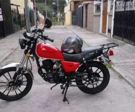 Vendo moto thunder 2020