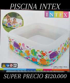 Piscina intex