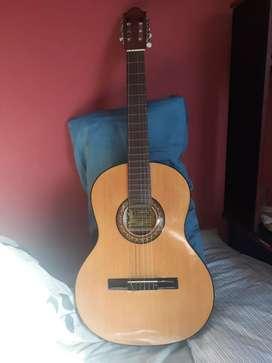 Guitarra Clásica Criolla Gracia M3