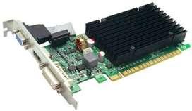 TARJETA DE VIDEO 1GB G210 DDR3 (low profile bracket)