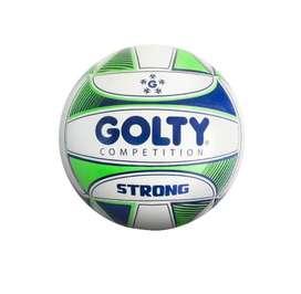 Balon de Voleybol Voleibol Golty Strong Original y Nuevos