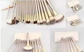 Kit de Pinceles y brochas para maquillaje