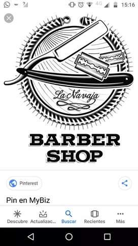 Barbería y peluquería.