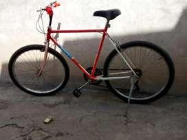 Vendo bicicleta Monza rodado 26 en muy buen estado