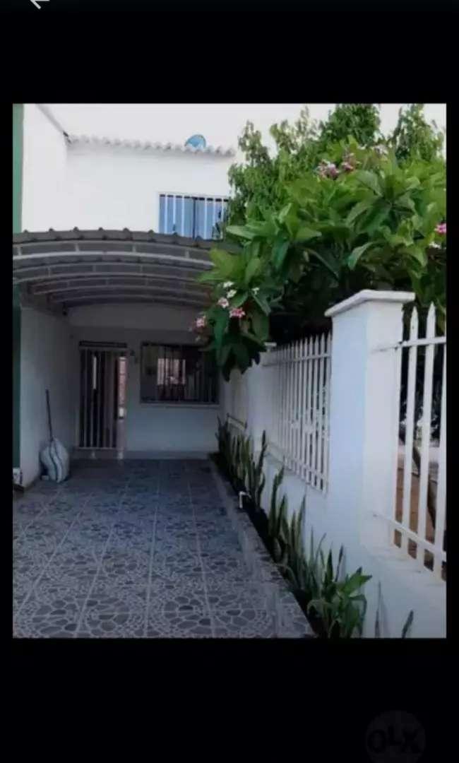 Arriendo Casa en Conjunto Cerrado Altos de Ziruma 6 Barrio Don Carmelo 0