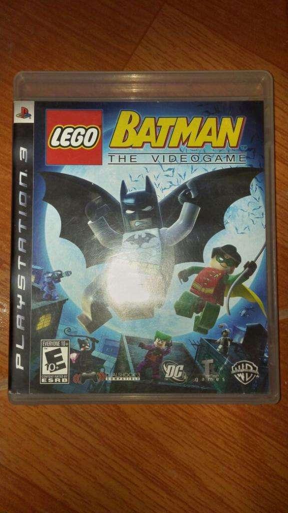 Juego Batman Lego Ps 3 0
