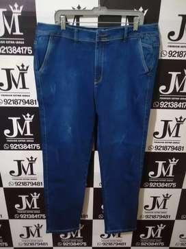Pantalones jeans Tallas grandes 46 48