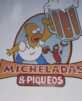 SE NECESITA CHICA PARA LOCAL DE MICHELADAS