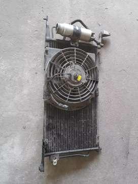 Radiador de corsa aire acondicinado