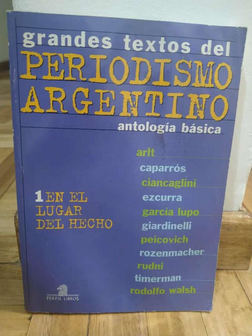 Grandes textos del periodismo argentino 0