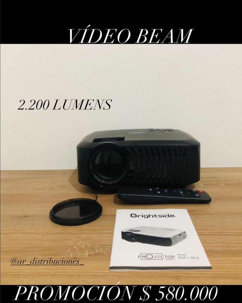 VIDEO BEAM ( NUEVO )