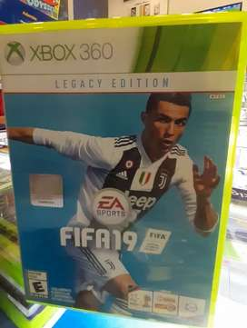 Fifa 19 Xbox 360 físico original