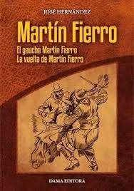 Martin fierro  Jose Hernandez