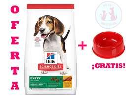 Hills Cachorro Raza Mediana Puppy 13.6kg