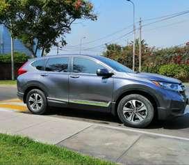 Honda Crv 2017, automática, cuero, cámara 41,000 km US$.21,990