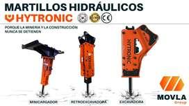 martillos hidráulicos